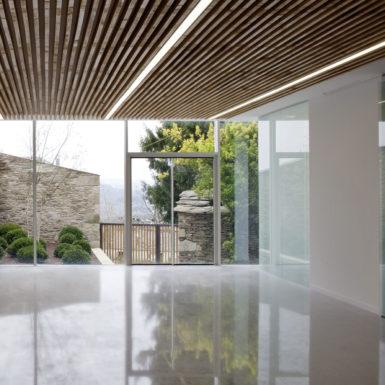 fundacion villalba lugo darro18 arquitectos jose luis gahona fraga